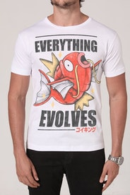 Camiseta Everything Evolves