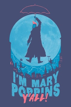 Estampa Camiseta Mary Yondu