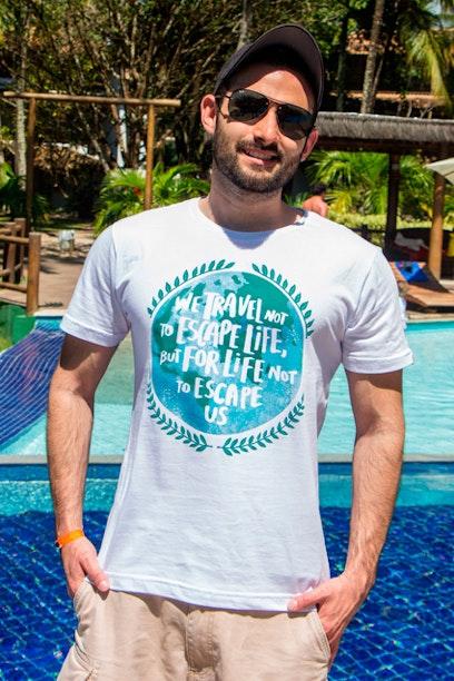 Camiseta Travel