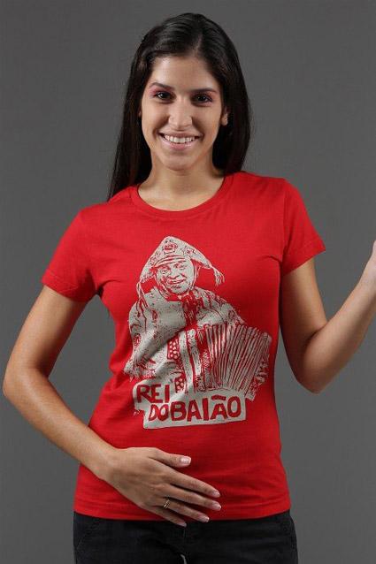 Camiseta Camiseta Luiz Gonzaga