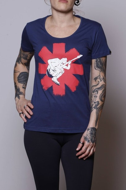 fa29e801db701 Camiseta Flea - Chico Rei
