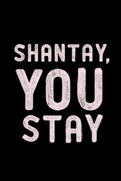 Camiseta Shantay, You Stay R$69,90 | 4x de R$17,48