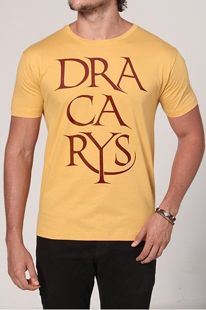 Camiseta Dracarys