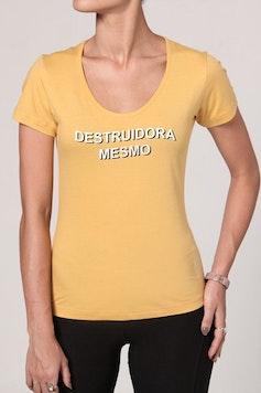 Camiseta Destruidora