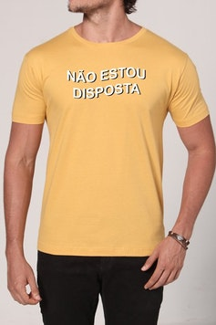Camiseta Disposta