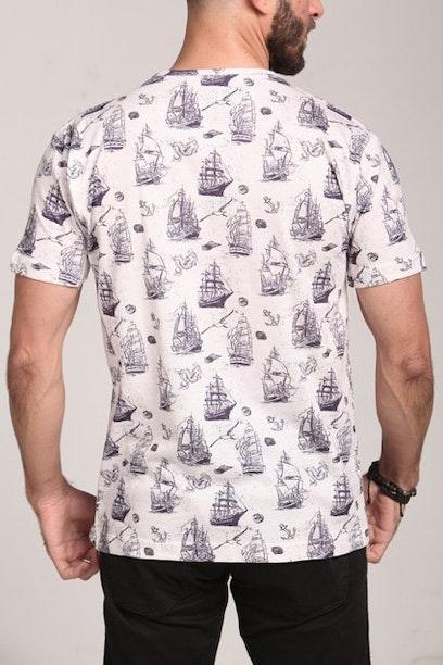 Camiseta Sailboat