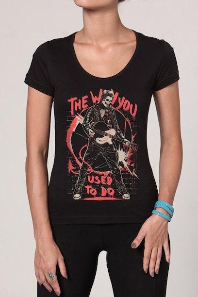 Camiseta The Way You Used To Do