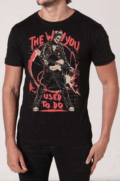 Camiseta The Way You Used To Do