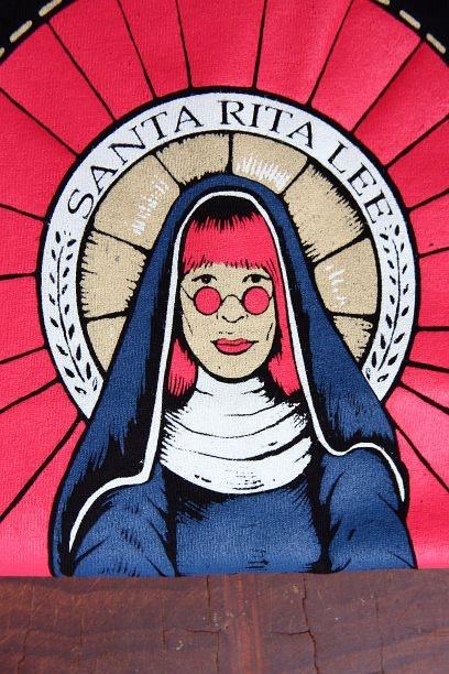 Camiseta Santa Rita Lee