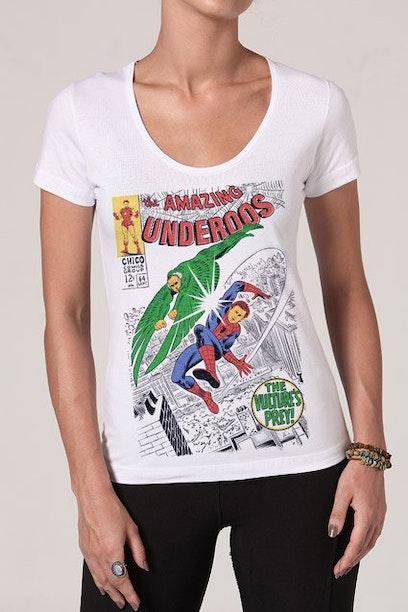 Camiseta Underoos