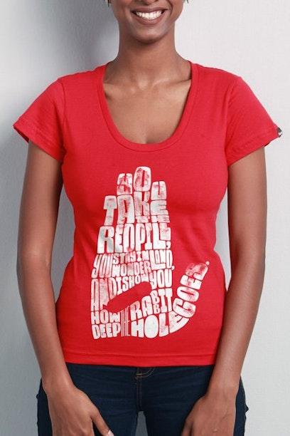 Camiseta Feed Your Head