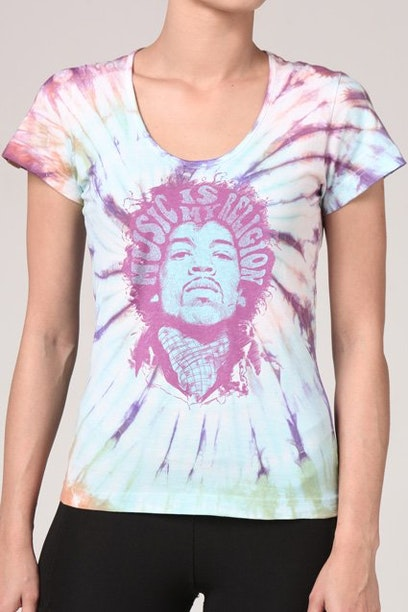 Camiseta Tie Dye Jimi