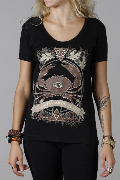Camiseta Cancer