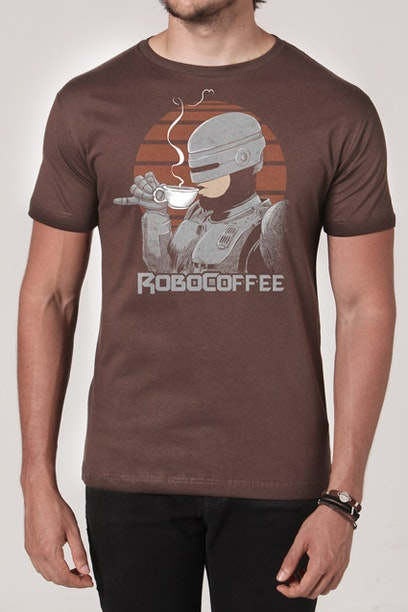 Camiseta RoboCoffee