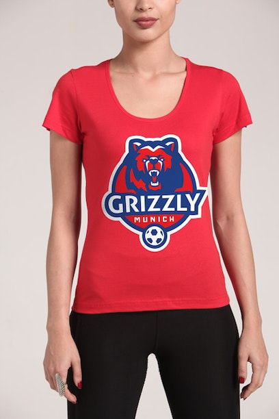 Camiseta Munich Grizzly