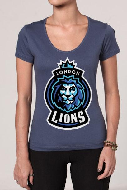 Camiseta London Lions