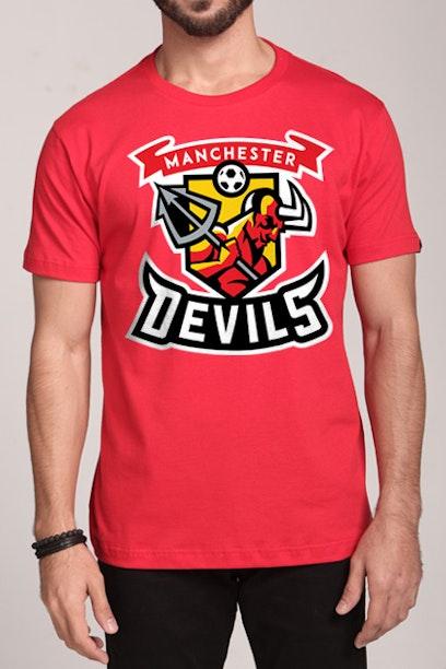 Camiseta Manchester Devils