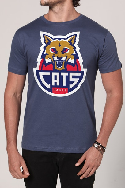 Camiseta Paris Cats
