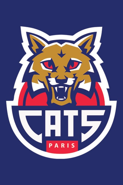 Camiseta Paris Cats