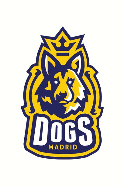 Camiseta Madrid Dogs