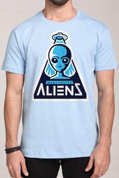 Camiseta Manchester Aliens
