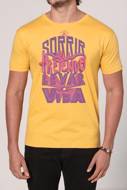 Camiseta O Sol Nascerá