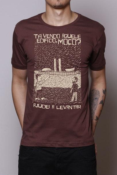 Camiseta Cidadão