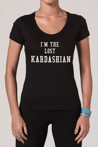 Camiseta Lost Kardashian