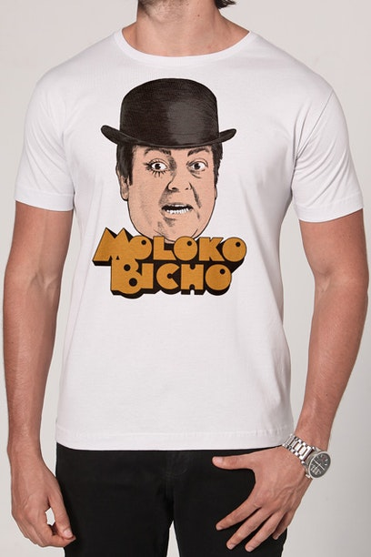 Camiseta Moloko, bicho