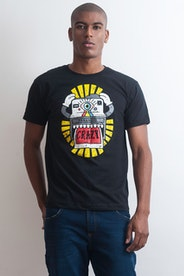 Camiseta Paranoid Polaroid