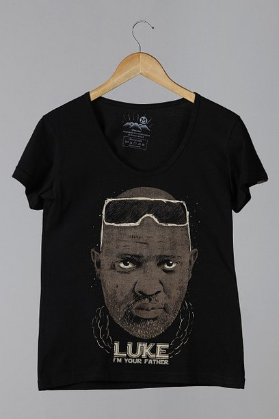 Camiseta Papai Chegou