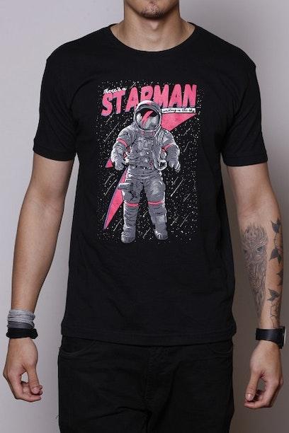 Camiseta Starman