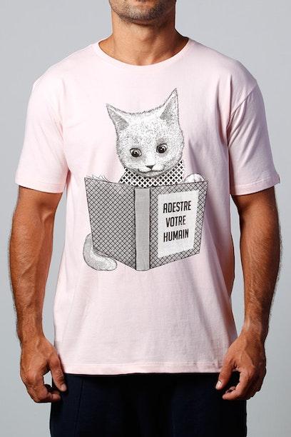Camiseta Adestre seu Humano
