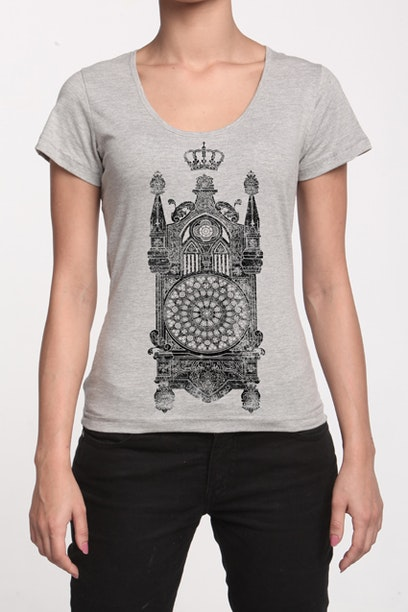 Camiseta Royal
