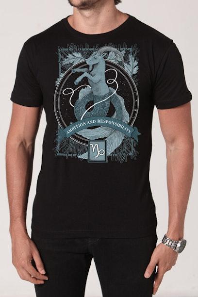 Camiseta Capricorn