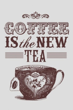 Estampa Camiseta The New Tea