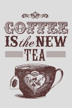 Estampa Camiseta The New Tea