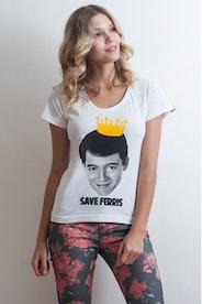Camiseta Save Ferris
