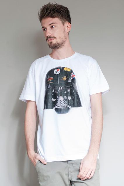 Camiseta Camiseta Darth Vader