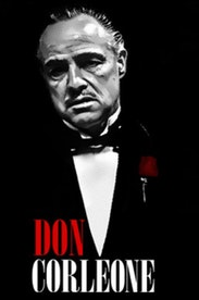 Estampa Camiseta Don Corleone