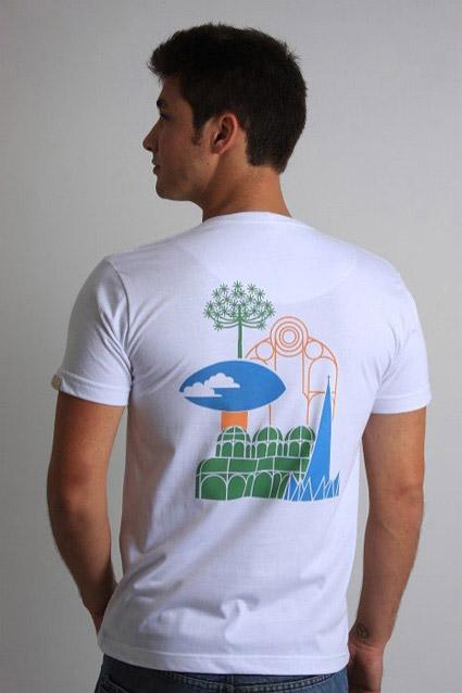 Camiseta Parana