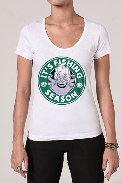 Camiseta Fishing Season