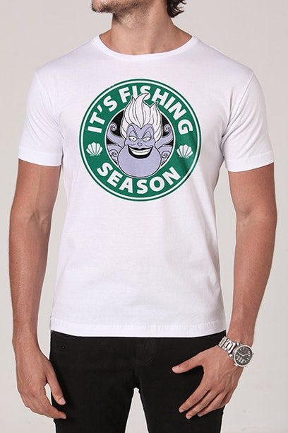 Camiseta Fishing Season