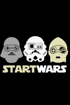 Estampa Camiseta Start Wars