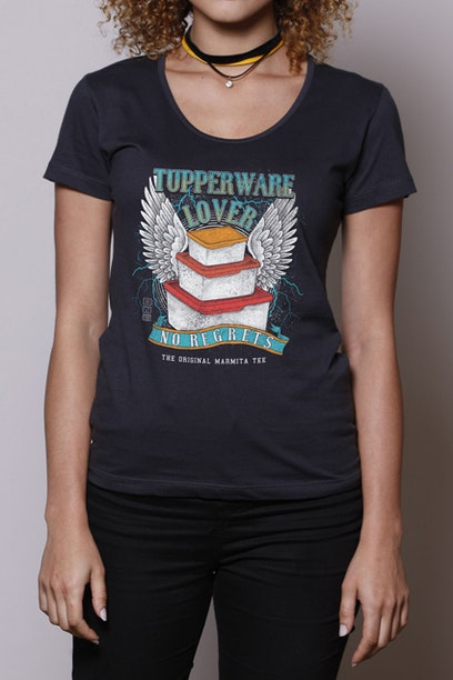 Camiseta Tupperware Lover