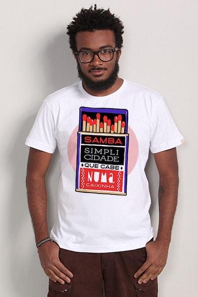 Camiseta Simplicidade