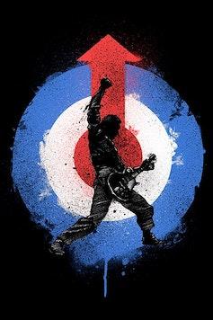 Estampa Camiseta The Who