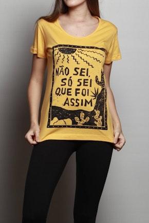 88b4a6ab0e Chico Rei - Camisetas Mudam o Mundo