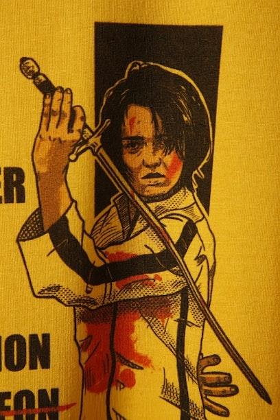 Camiseta Arya's Kill List