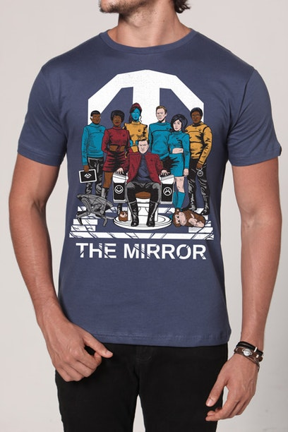 Camiseta The Mirror